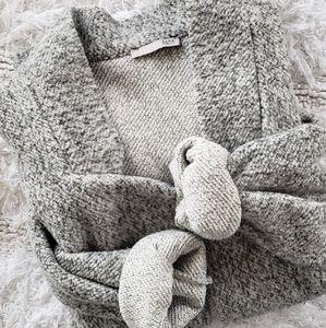 ZARA Soft Sweater Coat / Cardigan